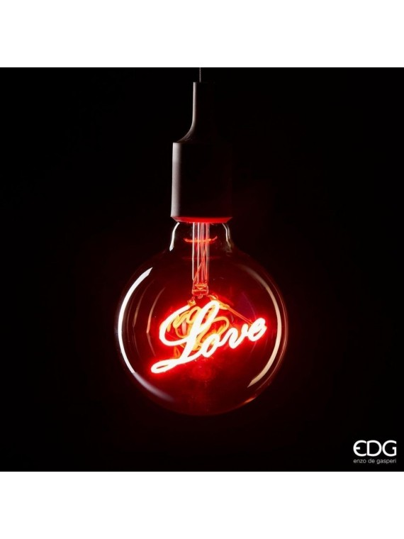 LAMPADINA LOVE LED D12 5