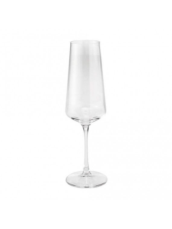 BRANDANI FLUTE ESSENTIAL CRYSTAL GLASS