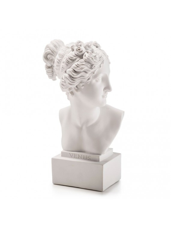 BUSTO WHITE VENERE MEDIA