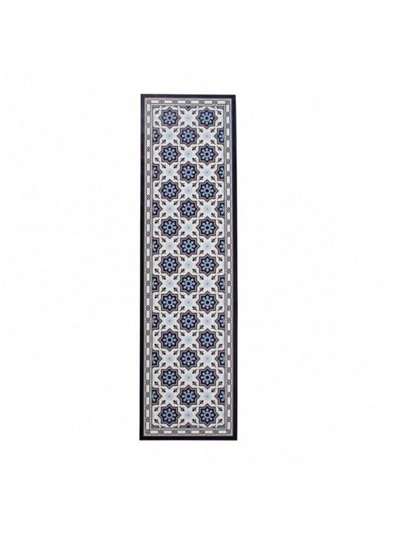 BRANDANI TAPPETO ESAGONO PVC ESPANSO 180 X 58