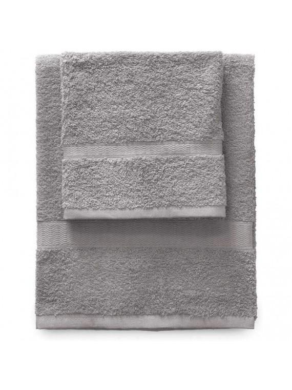 Gabel set 1 asciugamano viso e 1 ospite ferro