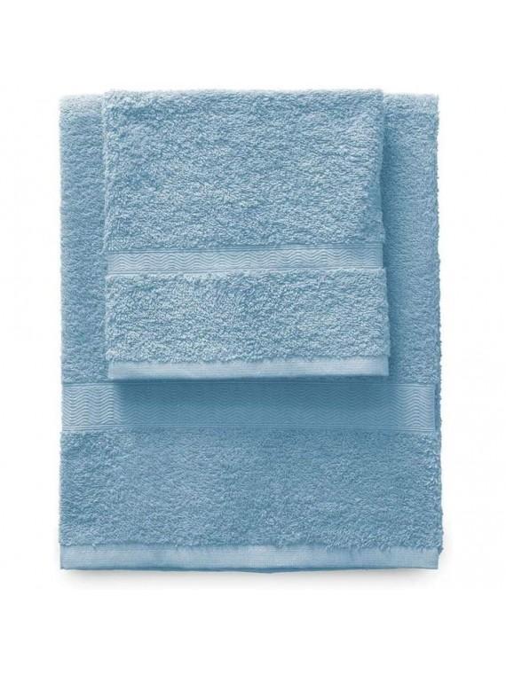 Gabel set 1 asciugamano viso e 1 ospite cielo