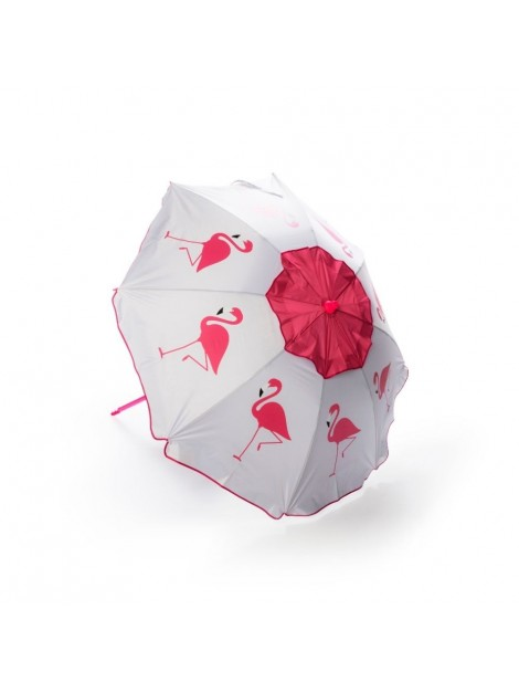 ombrellone flamingo 200
