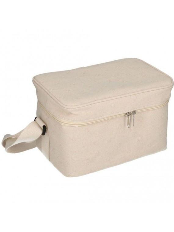 Borsa frigo crema cm28x18 h18
