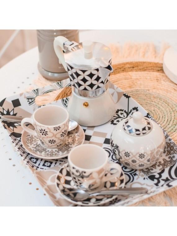 CAFFETTIERA ALHAMBRA 3 TAZZE