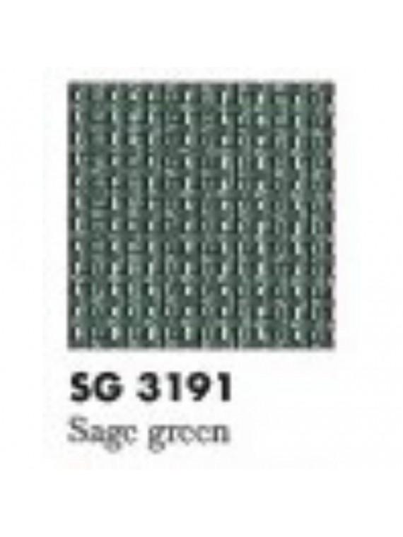 fiam lettino amigo alluminio verde salvia