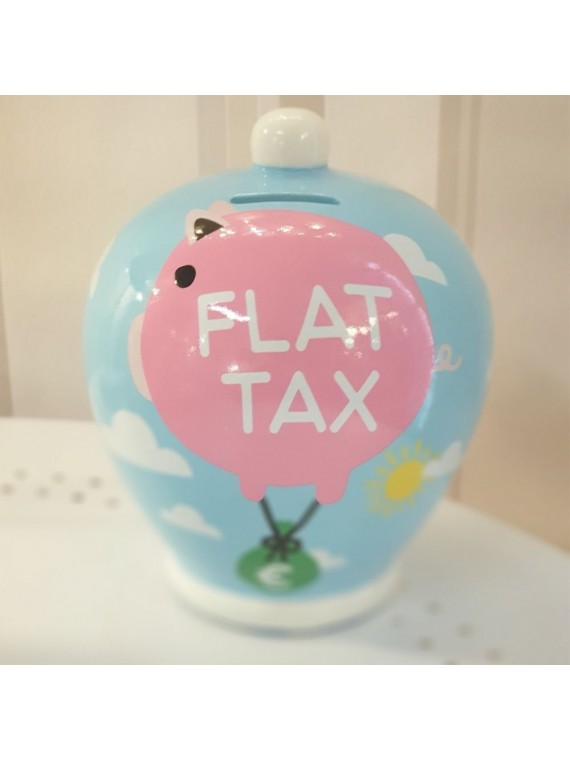 salvadanaio flat tax