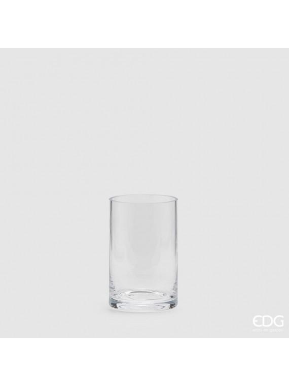 Edg vaso cilindro h15 d10