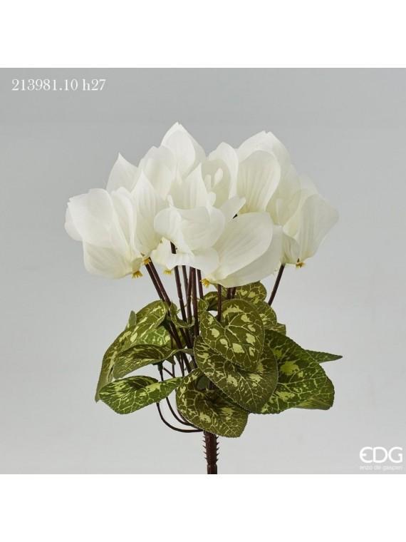 Edg ciclamino prix cesp bianco h27