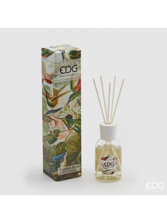 Edg fragranza ambiente foresta nera 100 ml italy