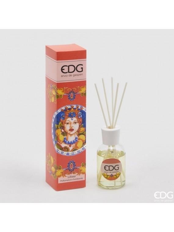Edg fragranza ambiente litsea 100 ml italy