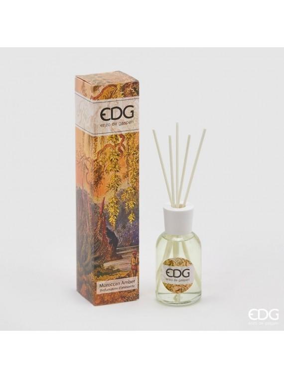 Edg fragranza ambiente maroccan amber 100 ml italy