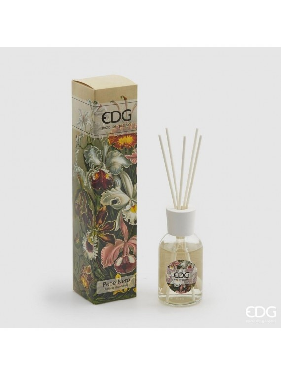 Edg fragranza ambiente pepe nero 100 ml italy