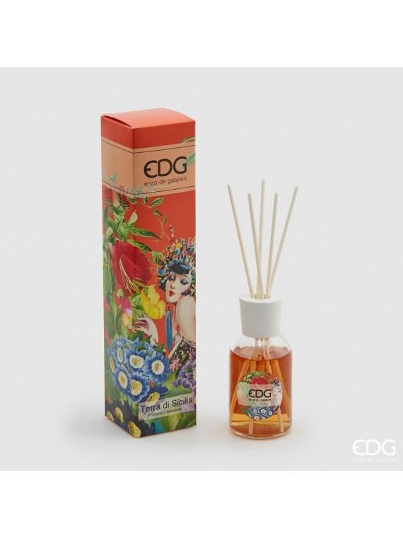 Edg fragranza ambiente terra di sicilia 100 ml italy