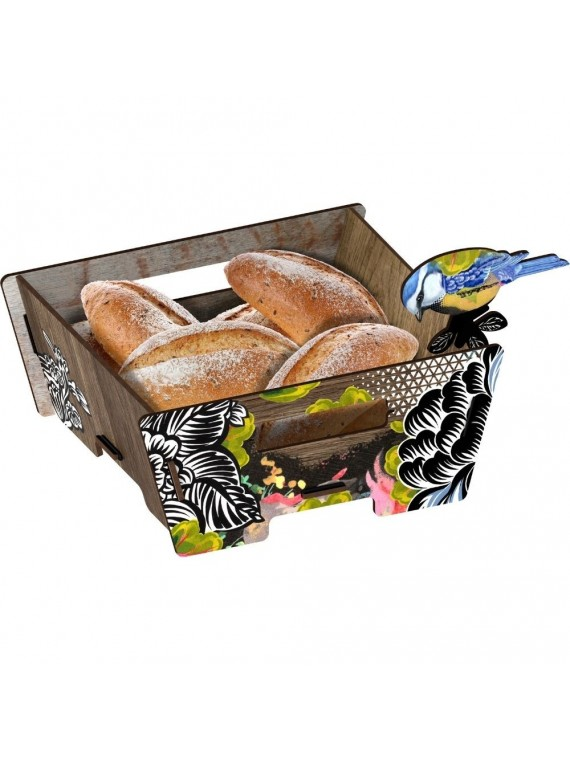 Miho  cestino porta pane - banquet