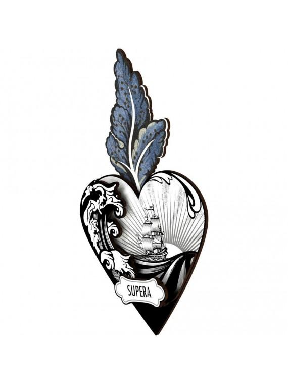 Miho cuore ex voto go beyond - supera