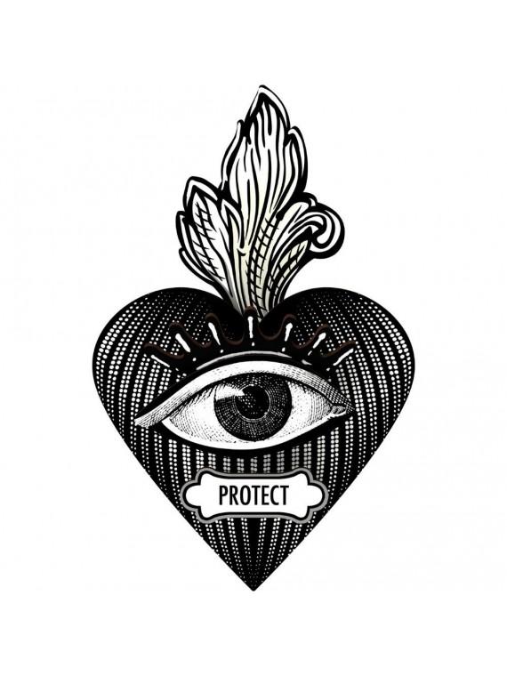 Miho cuore ex voto protect - proteggi