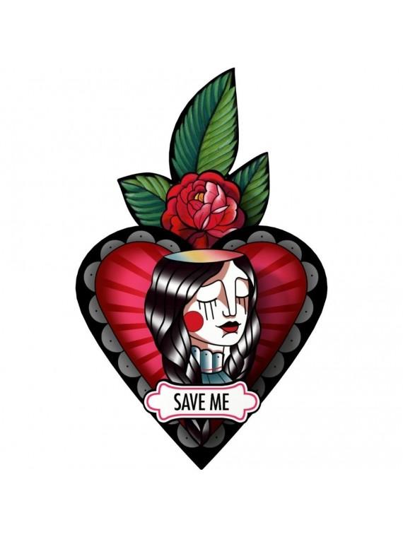 Miho cuore ex voto save me - salvami