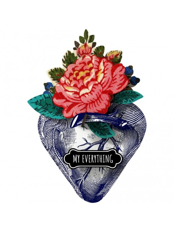 Miho cuore ex voto my everything